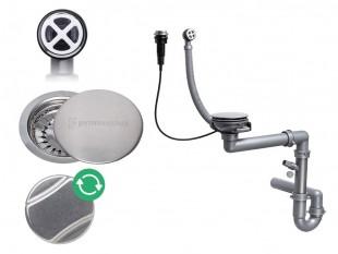 Automatický jednokomorový sifon